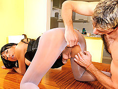 Clips of licks, fuck, cock, nylons, crazy categories
