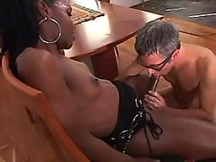 Clips of black, sucks, tranny, man, fuck categories