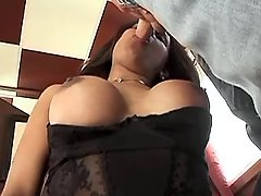 Clips of huge, shemale, hot, ebony, throat categories