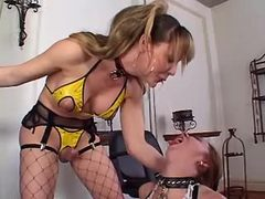 Clips of lesbian, fuck, fetish, shemale, submissive categories