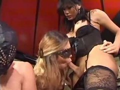 Clips of orgy, slave, shemale, domination, girl categories