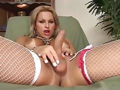 Carla renata lets a younger man enjoy her mature holes