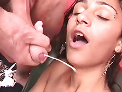 Clips of , , cumshot, ebony,  categories